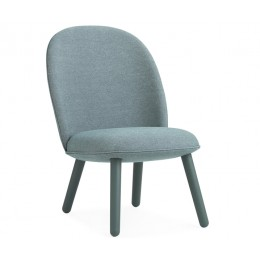 Стул Normann Copenhagen Ace Lounge морской