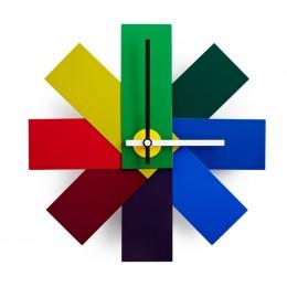 Часы настенные Normann Copenhagen Watch Me разноцветные