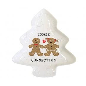 Тарелка Cookie Connection маленькая