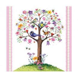 Салфетки Love Tree бумажные 20 шт