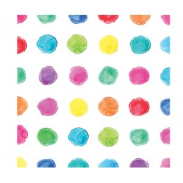 Салфетки Aquarell Spots бумажные 20 шт