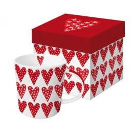 Кружка в подарочной коробке Lot of Love