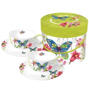 Набор чайных чашек в подарочной коробке Aporia