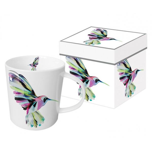 Кружка в подарочной коробке Corfu Hummingbird