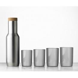 Графин 850 мл и 4 стакана