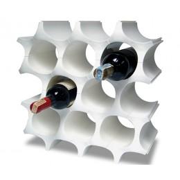 Органайзер Qualy Wine Cell белый