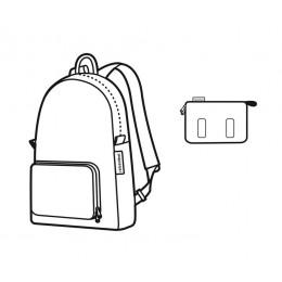 Рюкзак складной Reisenthel Mini Maxi Black