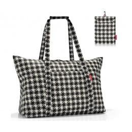 Сумка складная универсальная Mini Maxi Travelbag Fifties Black