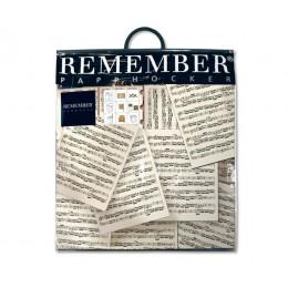 Табурет картонный сборный Remember Allegro
