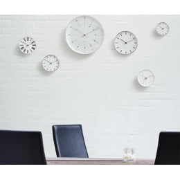 Настенные часы Arne Jacobsen Bankers wall clock