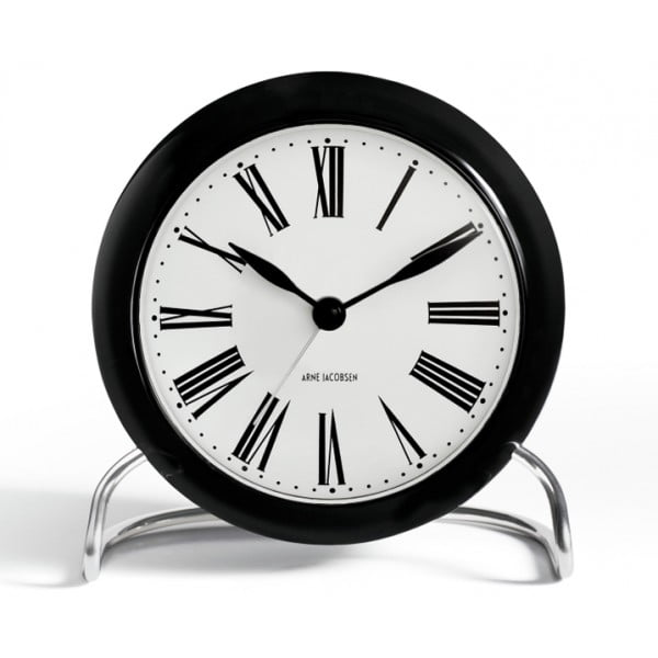 Настольные часы AJ Roman черные