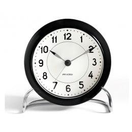 Настольные часы AJ Station черные