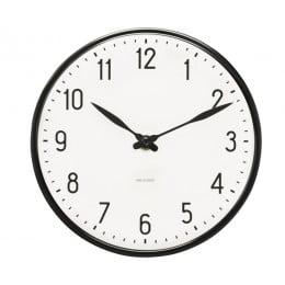 Настенные часы Arne Jacobsen Station wall clock