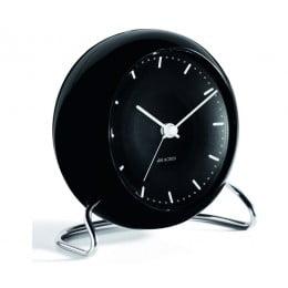Настольные часы AJ City Hall черные