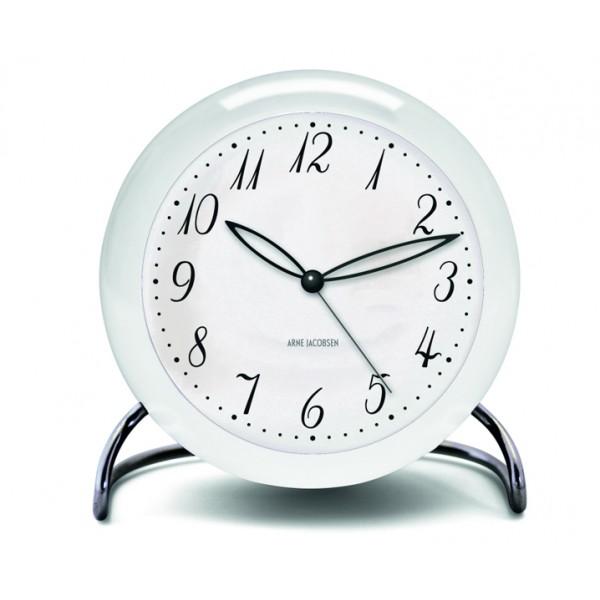 Настольные часы AJ LK белые