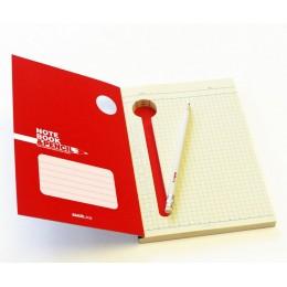 Блокнот с ручкой Suck UK