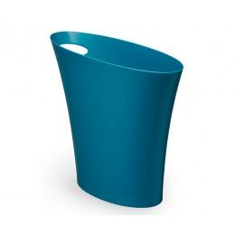 Мусорный контейнер Umbra Skinny сине-зелёный