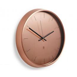 Настенные часы META медь