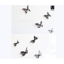 Декор для стен Chrysalis бабочки 3D черный