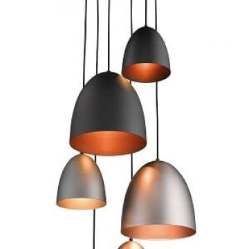 Скандинавский стиль светильников от компании  Halo Design