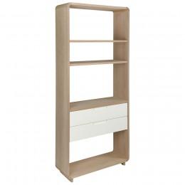 Шкаф книжный Unique Furniture Amalfi