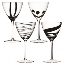 Набор из 4 бокалов для вина Jazz 420 мл