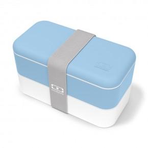 Ланч-бокс MB Original blue crystal