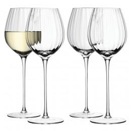 Набор из 4 бокалов для белого вина Aurelia 430 мл