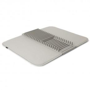 Коврик для сушки посуды UDRY светло-серый