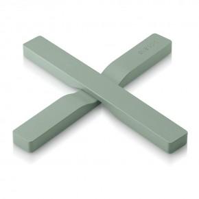 Подставка под горячее магнитная Magnetic trivet светло-зеленая