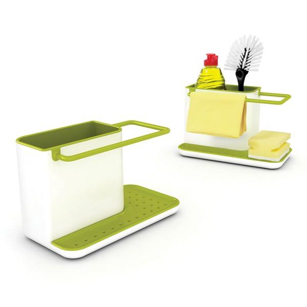 Органайзер для раковины Caddy™ белый/зеленый модели 85021