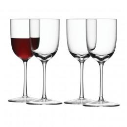 Набор из 4 бокалов для портвейна LSA Bar 190 мл