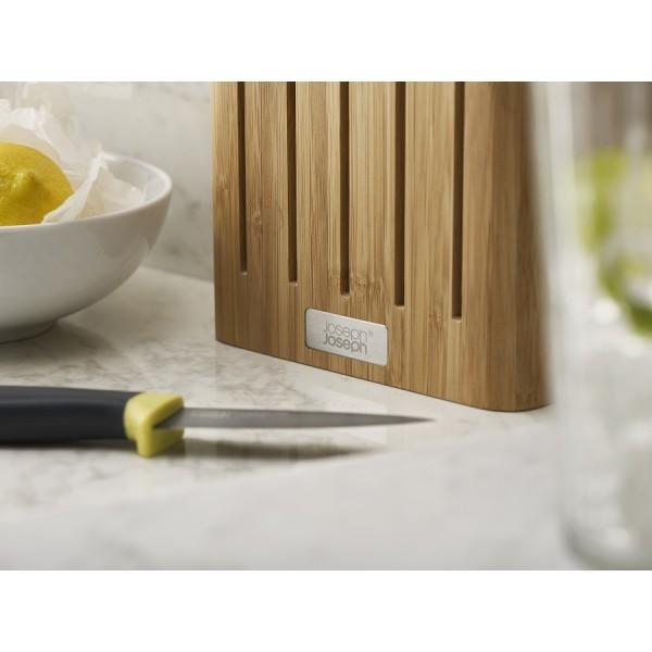 Набор ножей Elevate™ Knives Bamboo в подставке из бамбука