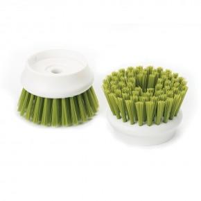 Дозатор моющего средства со сменной щеткой Palm Scrub™ зеленая