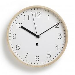 Часы настенные Rimwood белые