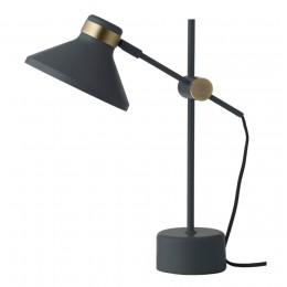 Лампа настольная MR D19 см темно-синяя матовая