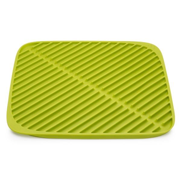Коврик для сушки посуды Flume маленький зеленый