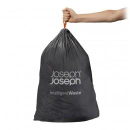 Пакеты для мусора IW6 30л экстра прочные (20 шт)