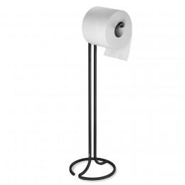 Держатель для туалетной бумаги Squire черный