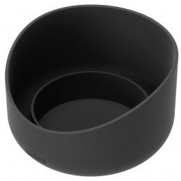 Диспенсер для мыла сенсорный Otto настенный большой черный-серый