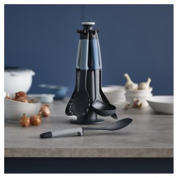 Набор кухонных инструментов Elevate Carousel Sky