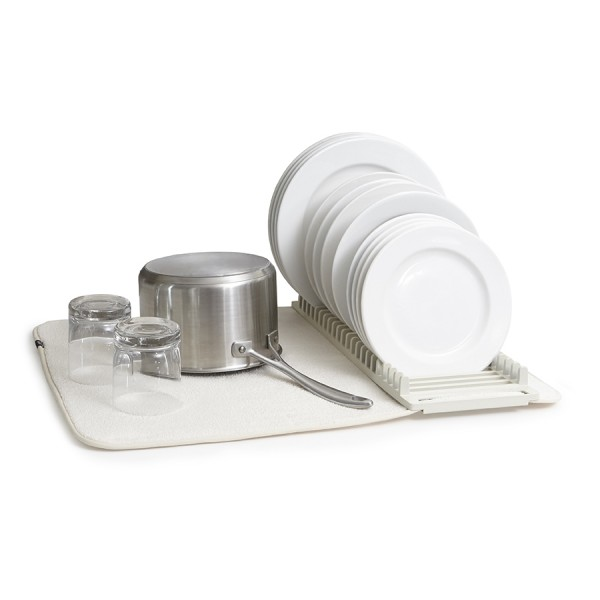 Коврик для сушки посуды UDRY экрю