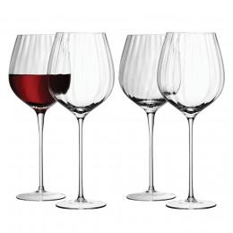 Набор из 4 бокалов для красного вина Aurelia 660 мл
