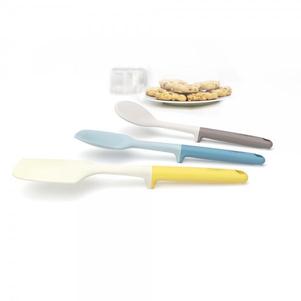 Лопатка для выпечки силиконовая Elevate™ серая