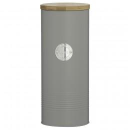 Емкость для хранения пасты Living серая 2,5 л