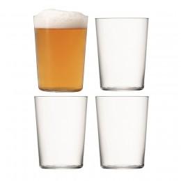 Набор из 4 стаканов LSA Gio 560 мл