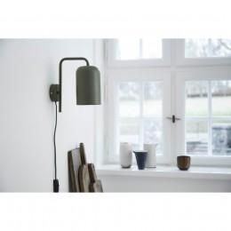 Лампа настенная Chill 25хD11 см хром в глянце