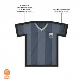 Рамка для футболки T-frame средняя черная