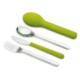 Набор столовых приборов GoEat™ Cutlery Set зелёный