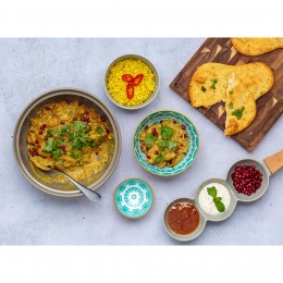 Миска World foods India D 9,5 см